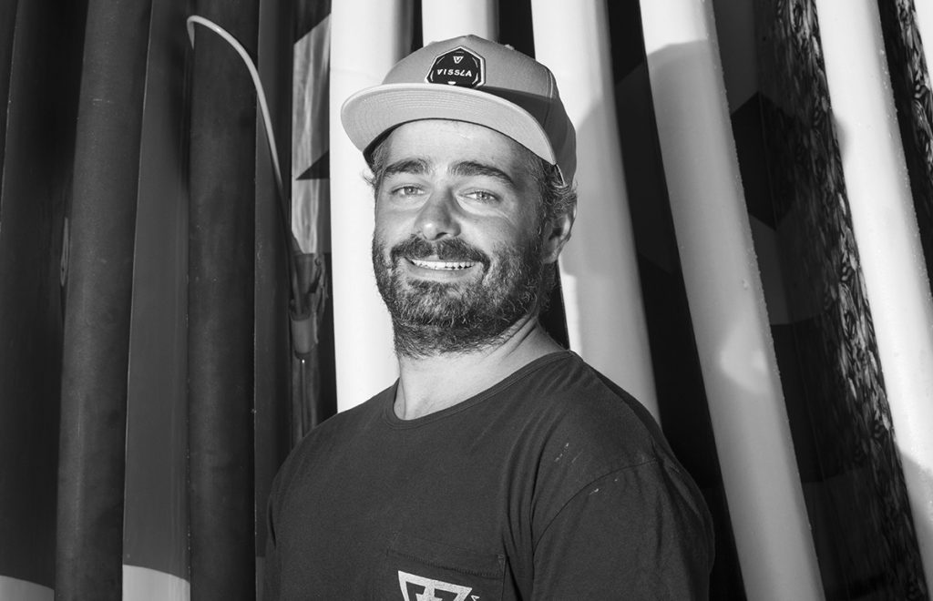 Alejo Bombarely - Co-fundador de Homies Surf & Skate