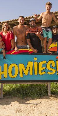 HOMIES SURFCAMP! HOMIES SURF FUN!