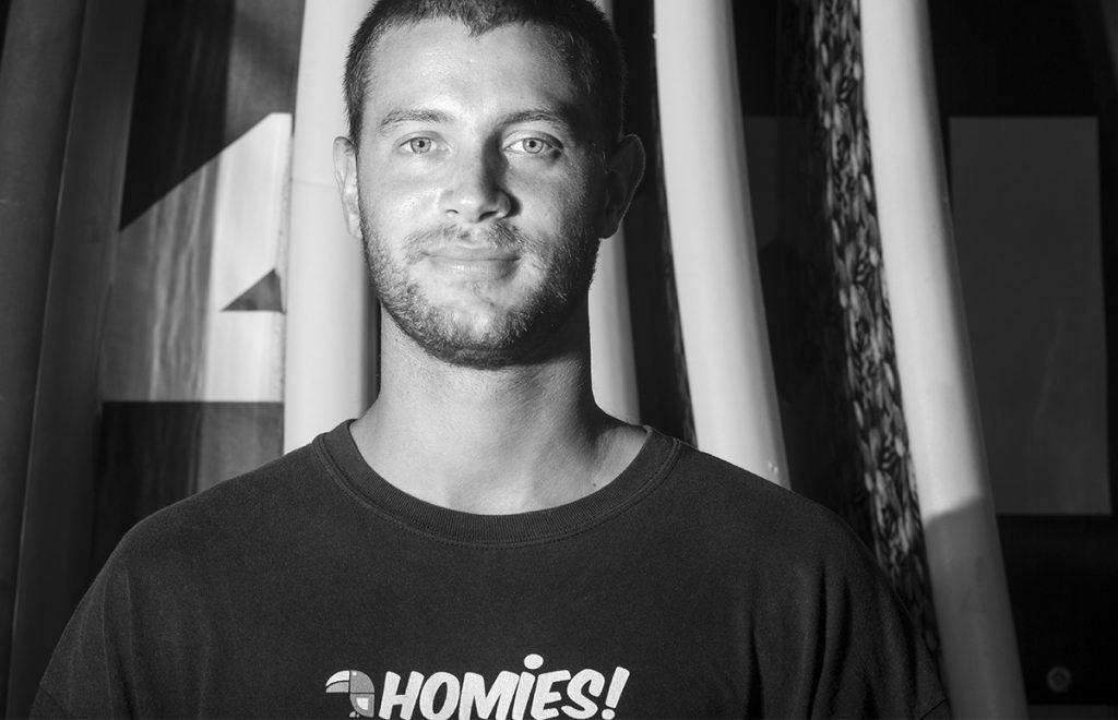 """Juan Sánchez Diez """"Juanillo"""" - EN ESPERA Homies Surf & Skate"""