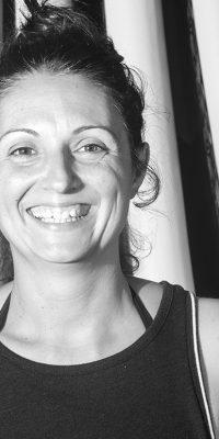 Raquel Beltrán - Coordinadora de la casa y cocina