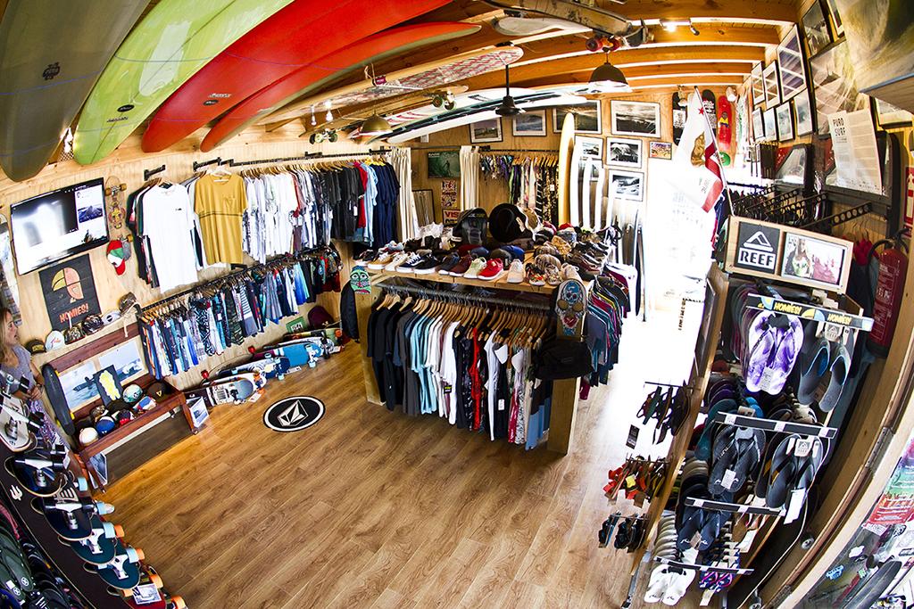 Homies Surf & Skate Shop - Zona Venta y ropa, trajes y otros