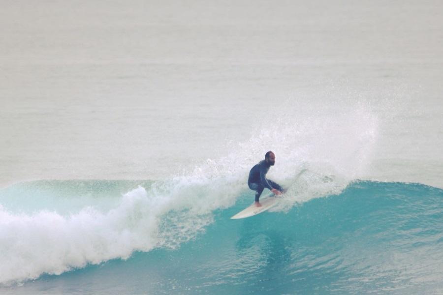Angel monitor - Homies Surfcamp Cadiz 5
